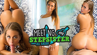 I am going to meet and then fuck my stepsister